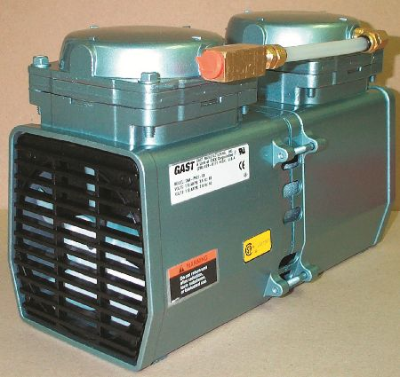 Gast/Jun-Air vákuum szivattyúk és kompresszorok